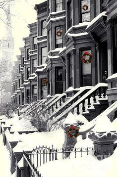 Carroll Street, Park Slope, Brooklyn