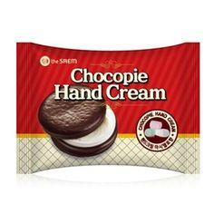The Saem Chocopie Hand Cream Marshmallow. Feel cute every day! TRY NOW!  FREE Worldwide Shipping available!
