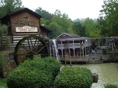 Dollywood Park (Pigeon Forge - Tennessee - USA)