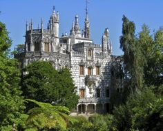 #TheAuthenticExperiences.com Sintra Portugal, Spain And Portugal, Moorish, Far Away, Barcelona Cathedral, Places Ive Been, To Go, Around The Worlds, Mansions
