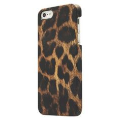 We like to think of leopard as a neutral