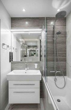 Small bathroom remodel ideas on a budget bathroom в 2 Small Bathroom Sinks, Budget Bathroom, Bathroom Design Small, Bathroom Colors, Bathroom Interior Design, Modern Bathroom, Compact Bathroom, Bathroom Remodeling, Remodeling Ideas