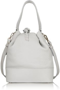 Iris and InkBrixton textured-leather shoulder bagfront
