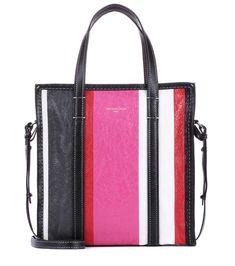 74efb2ba503b BALENCIAGA Bazar S leather shopper.  balenciaga  bags  shoulder bags  hand  bags