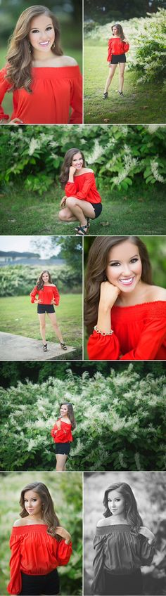 Tess | d-Squared Designs St. Louis | MO Senior Photography