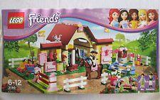 2015 New original Bela 10163 Girl's Friends Maya's Farm Heartlake Stables Building Blocks Sets 400 pcs Bricks toys Package: No . Lego For Sale, Lakeside Lodge, Lego Friends Sets, Friends Girls, Lego Girls, Toy Packaging, Building Blocks Toys, Lego Toys, Farm Toys