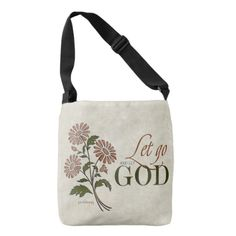 0a9031958d2c Bag  Let Go and Let God (Recovery Quotes) Let go of your self
