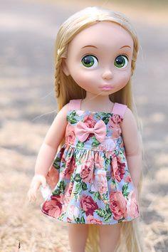 Disney Princess Animators 16 doll Clothes by moni2gurumi on Etsy