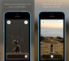 Make hyperlapse videos at the touch of a button with Instagram's new standalone app http://cnet.co/1zyZrft