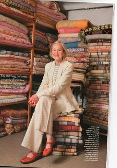 Jen Jones - visit her art centre in Lampeter to see some amazing Welsh Quilts and learn the history of quilt making in Wales.
