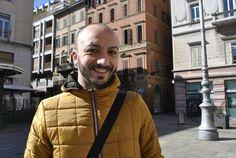 """Antonio """"Sono parrucchiere e istruttore di Zumba. Diciamo che mi piace lavorare divertendomi e in mezzo alla gente."""""""