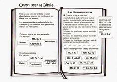 haz clic aquí     Y, por si no tenemos La Biblia, aquí disponemos de una buena adaptada para niños:   haz clic aquí   PINCHA AQUÍ PARA BUSC...