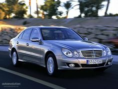 2002-2009 Mercedes W211 E Class