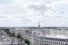 : Paris, France Europe trip 2016