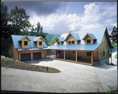 Louisburg by True North Log Homes
