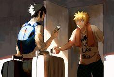 "h-ikari:  ""Hi, I'm your new roommate, can you open the door please?"""