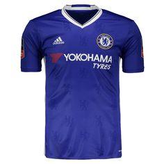 Camisa Adidas Chelsea Home 2017 FA CUP Somente na FutFanatics você compra agora Camisa Adidas Chelsea Home 2017 FA CUP por apenas R$ 219.90. Chelsea. Por apenas 219.90