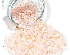 Aromatherapy Bath Salts with Dead Sea Salt and by StrongOaksSoaps