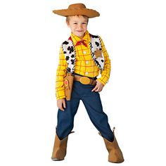 Toy Story 3 Woody Costume Accessory Set for Boys | Costumes & Costume Accessories | Disney Store