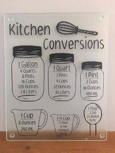 Have troubles remembering measurements in the kitchen? Keep track of everything right in front of you with this cutting board! It is durable tempered glass. Vinyl Crafts, Vinyl Projects, Circuit Projects, Cooking Torch, Cooking Fish, Cooking Bacon, Cooking Games, Cooking Turkey, Cooking Recipes