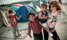 Homesick, lonely, sleepless – and these are the lucky child refugees | World news | The Guardian