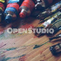 Don't forget about #OpenStudio tomorrow from 9:30-11:30am. #davisstudio #art #vermont