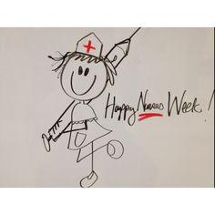 Happy Nurses Week to my lovely friend Jill she is an amazing nurse and friend. Nurses Week Quotes, Nurses Week Gifts, Staff Gifts, Happy Nurses Week, Funny Nurse Quotes, Nurse Humor, Nurses Week Ideas, Jack Kirby, Nurse Drawing