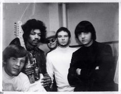 Jimi Hendrix & The Experience