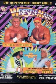 WrestleMania 8 Double Main Event.. Hogan vs Syd / Savage vs Flair