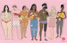 #worldbreastfeedingweek2020 Breastfeeding Tips, World Breastfeeding Week, Postpartum Care, Get Baby, Postpartum Depression, New Moms, Foto E Video, New Baby Products, Pregnancy