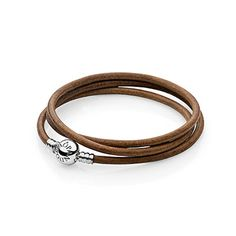 This is a bracelet Lyric wears almost 24/7. It's simple, goes with everything, and looks super sophisticated.