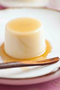 Nagaimo Soy Pudding