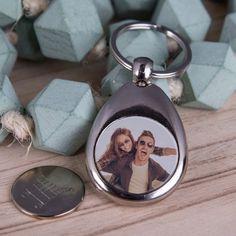 Personello Foto-Schlüsselanhänger mit Einkaufschip online kaufen ➜ Bestellen Sie Foto-Schlüsselanhänger mit Einkaufschip für nur 8,95€ im design3000.de Online Shop - versandkostenfreie Lieferung ab €!