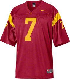 USC Trojans Nike Youth Football Jersey #usc #trojans #losangeles