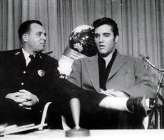 Image result for Elvis, traffic safety, memphis tv