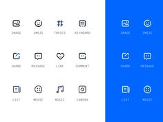 Some Icons designed by Tabitha. Connect with them on Dribbble; the global community for designers and creative professionals. Flat Design Icons, App Icon Design, Branding Design, Logo Design, Resume Design, Design Design, Graphic Design, Real Estate Icons, Retro Logos