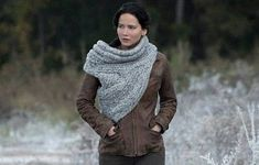 Catching Fire Fashion: The Story Behind Katniss' Cowl
