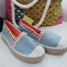 Alpargatas , cuñas , sandalias de surkana tu calzado en Terrawoman..¡¡