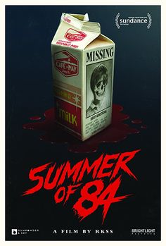 Watch Summer of 84 Full Free Online Stream, W.H Summer of 84 Free [Movie] Online Full, Watch Summer of 84 Stream Free Online Full Best Movie Posters, Horror Movie Posters, Horror Movies, Cinema Posters, Film Posters, Free Movie Downloads, Full Movies Download, Scary Movies, Good Movies