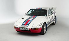 I Apparently Want A Rally Porsche 924
