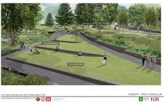 landscape architecture waterfront stormwater MANAGEMENT trail | Innovative Designed Solutions for Stormwater Challenges
