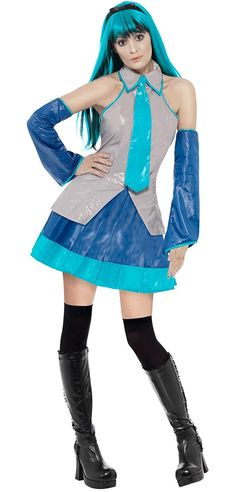 Smiffys Cosplay Schoolgirl Adult Costume Large -- Visit the image link more details.