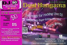 Desi Hungama / Bollywood Night - In your neighborhood - Casablanca, Alpharetta