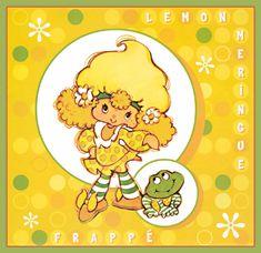 Frutillitas Calendario Strawberry Shortcake Characters, Vintage Strawberry Shortcake Dolls, Merry Christmas Ya Filthy Animal, Dibujos Cute, Blue Berry Muffins, Meringue, Childhood Memories, Illustration, Picture Wall