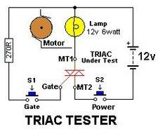Teste Componentes eletrônicos