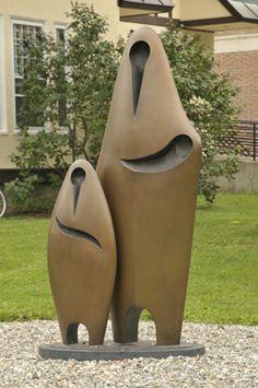 wooden sculpture art - Buscar con Google