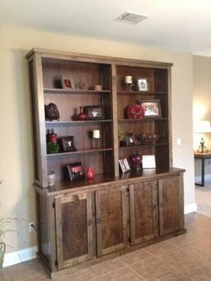 Shanty Sideboard and Hutch