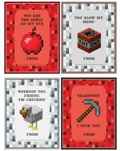 Printable Minecraft