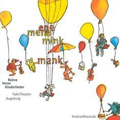 Ene mene mink mank - FaksTheater - Kindermusikkaufhaus KIMUK.de - Kindermusik