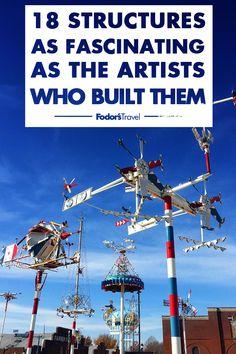 #travel #traveltips #wanderlust #bucketlist #architec ture #unique #hiddengems #art #artists #sculpture
